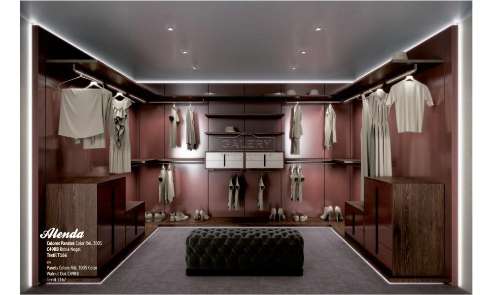 Vestidor Luxury