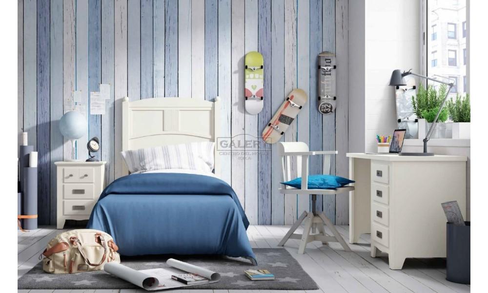 Dormitorio juvenil Ocean