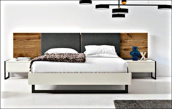 Dormitorio Actual
